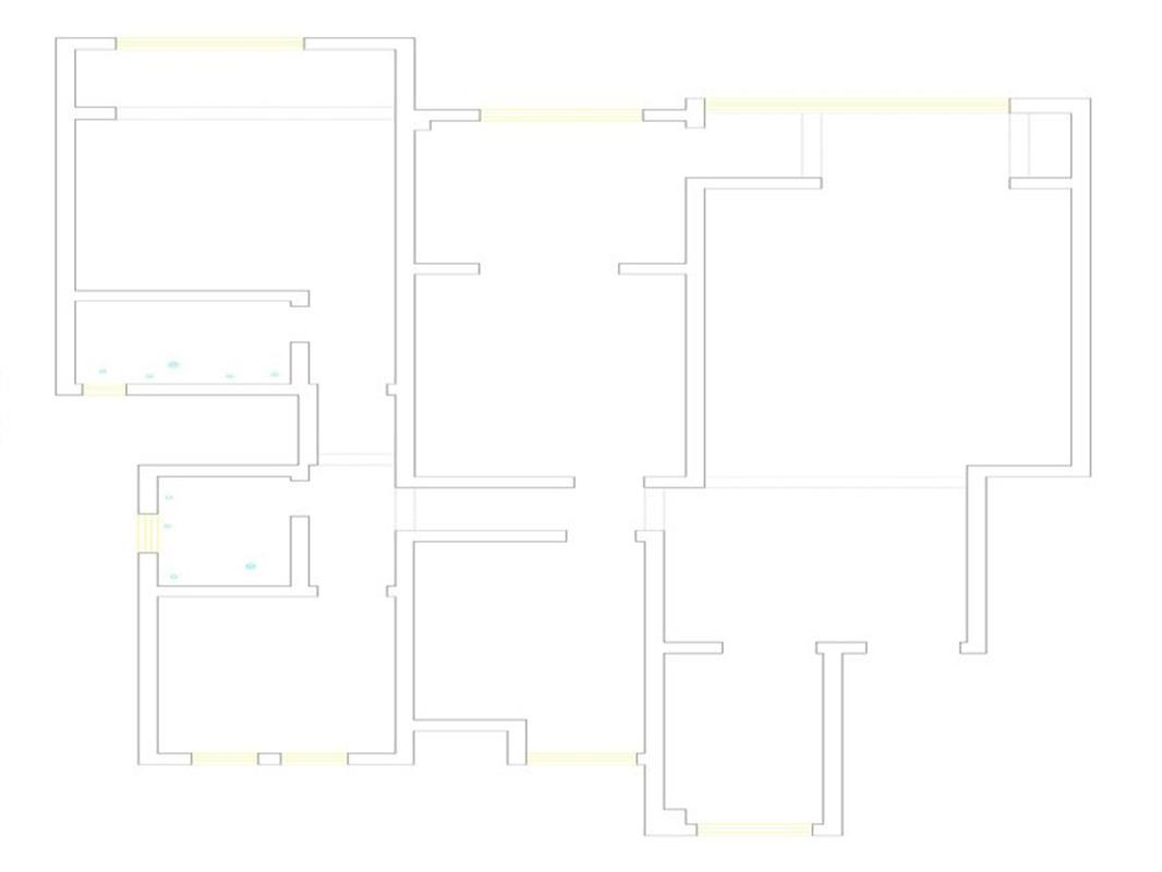 无双 欧式 三居 整体家装 户型图图片来自郑州实创装饰啊静在无双欧式三居的分享