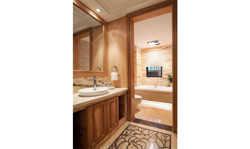 青岛装修 欧式 装饰公司 卫生间图片来自青岛威廉装饰在星光华府欧式设计的分享