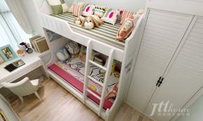 简约 欧式 二居 宜居 舒适 典雅 儿童房图片来自居泰隆深圳在东方雅苑 简约欧式 二居室的分享