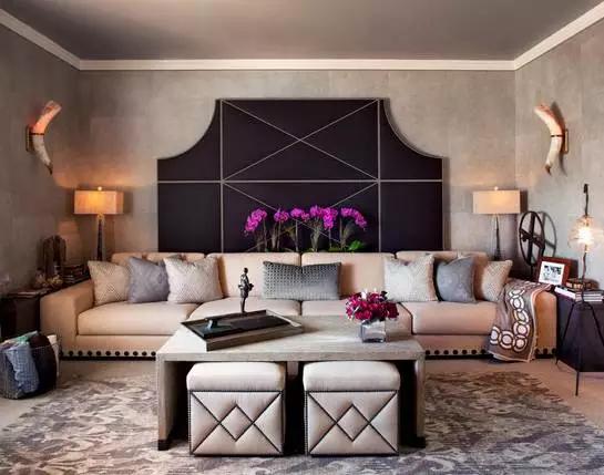 北京旧房 扬州建筑 思雨易居 逅屋设计 北京二手房图片来自思雨易居设计在不知道怎么装扮沙发背景墙?的分享