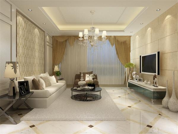 在设计风格上采用的是酒店式的现代简约风格,用暖色偏暗一点的灯光来烘托出整体比较适宜休息的感觉。