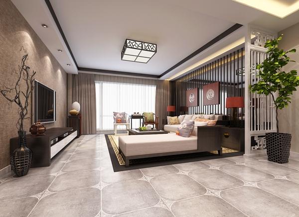 简约 城建琨廷 爱的港湾 现代 二居 卧室图片来自业之峰装饰旗舰店在爱的港湾的分享