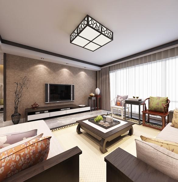 简约 城建琨廷 爱的港湾 现代 二居 客厅图片来自业之峰装饰旗舰店在爱的港湾的分享