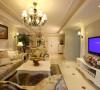 优客联邦 120平米 现代欧式 三室