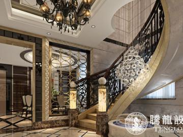 东方别墅装修欧式古典风格