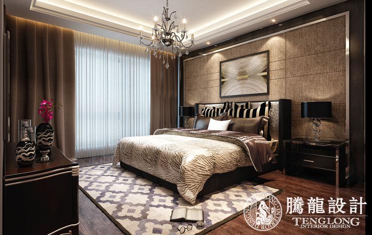 中科大学城 别墅装修 别墅设计 现代风格 腾龙刘真桢 卧室图片来自许 文斌在中科大学城别墅装修现代风格设计的分享