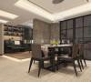 森兰名佳132平三房装修现代风格设计参考方案展示,腾龙设计师刘真桢作品,欢迎品鉴!