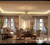 伊斯顿国际1000平别墅欧式古典风