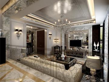 向东岛别墅装修欧式风格设计