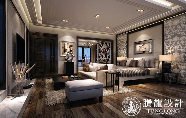 中科大学城 别墅装修 别墅设计 现代风格 腾龙刘真桢 客厅图片来自许 文斌在中科大学城别墅装修现代风格设计的分享