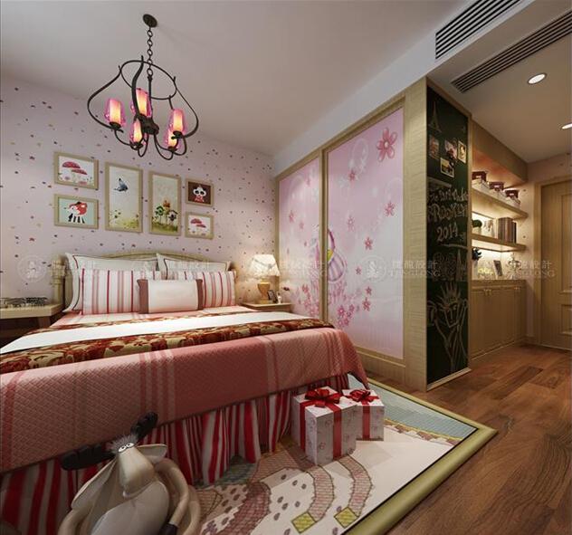 森兰明佳 装修设计 现代风格 腾龙刘真桢 卧室图片来自许 文斌在森兰名佳三房装修设计方案的分享