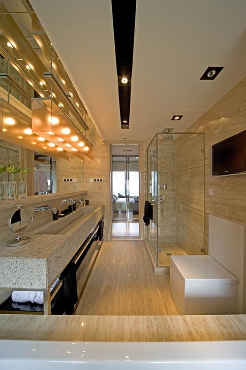 小资 别墅 白领 卫生间图片来自上海本意空间建筑装饰有限公司在领秀城国际旅游度假社区的分享