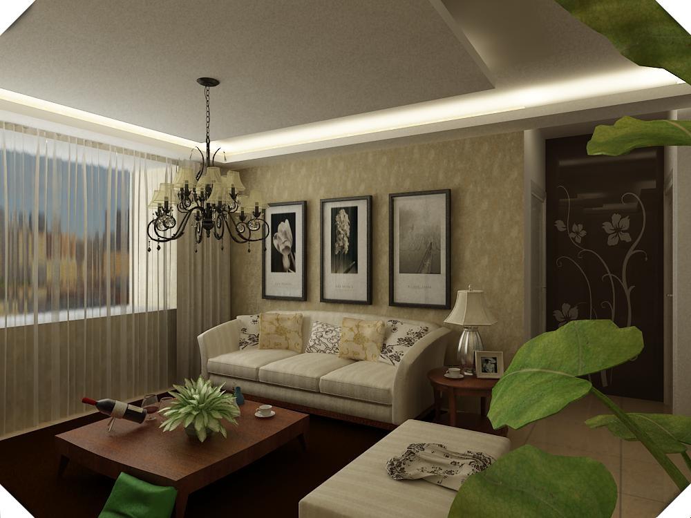其他图片来自天津生活家健康整体家装在天房四季,新中式风格的分享
