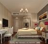 天悦府卧室细节效果图----高度国际装饰设计