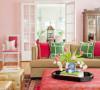 粉色格调两居,这个家不只是梦幻