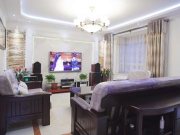 上海120平米现代简约新家
