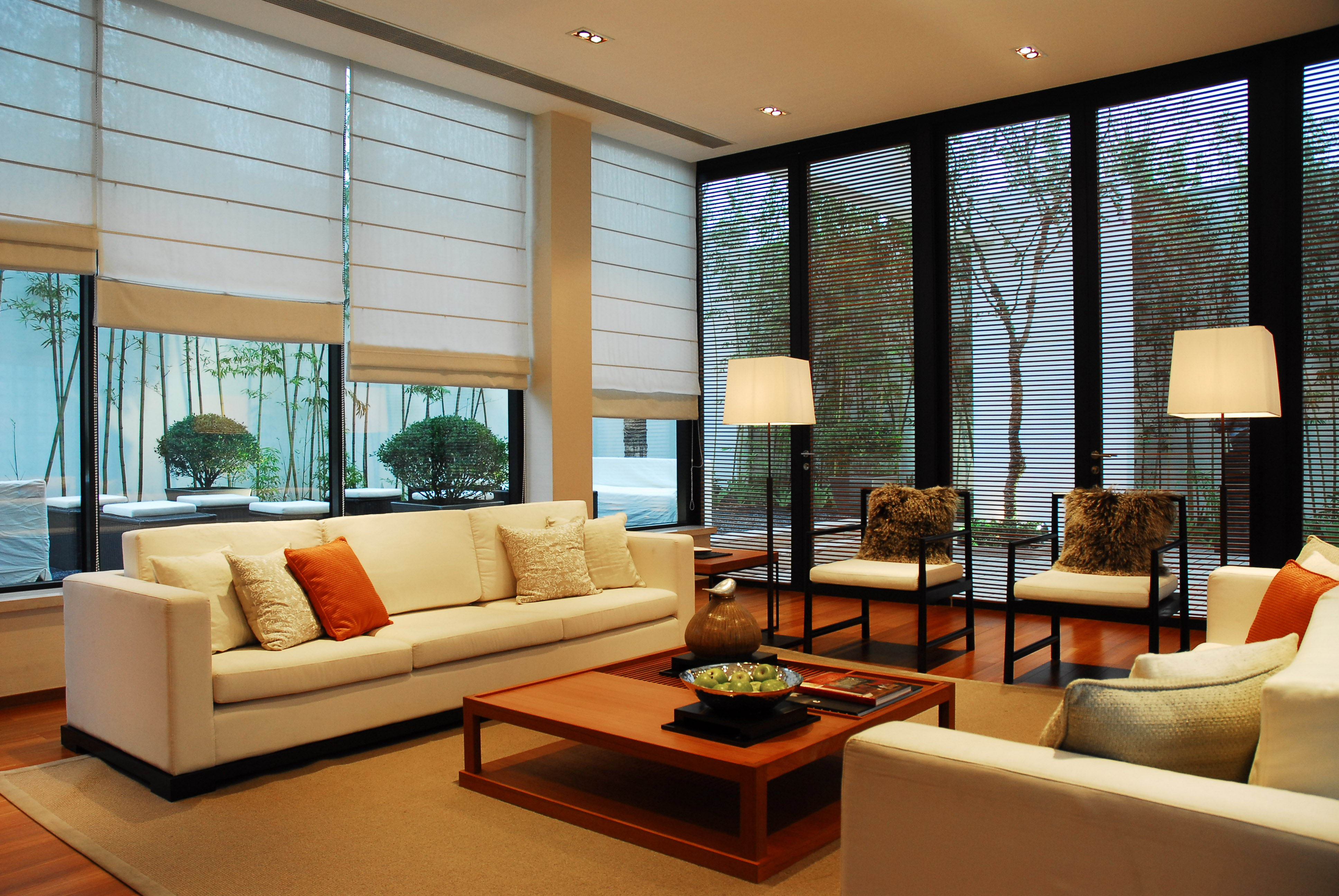 中式 别墅 白领 小资 80后 客厅图片来自北京装修设计o在依云墅之中式风格装修案例的分享
