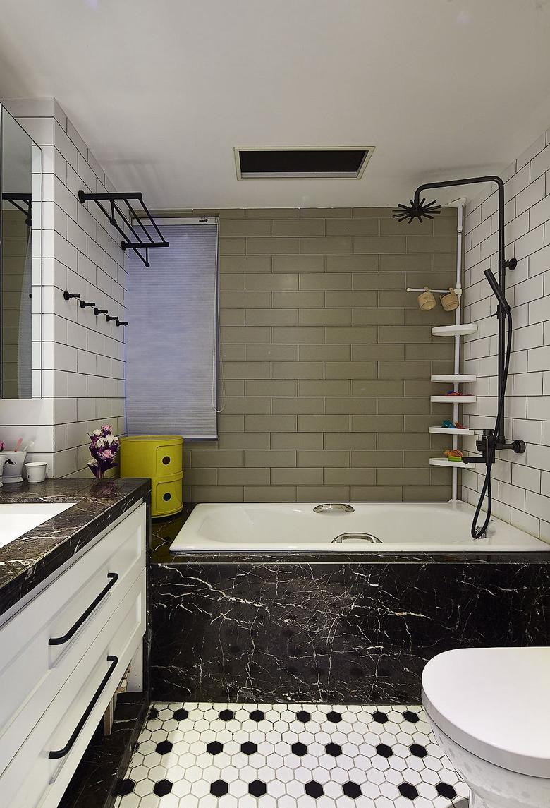 卫生间图片来自佰辰生活装饰在85平两室一厅简约小窝的分享