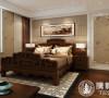新华豪庭172平别墅装修新中式