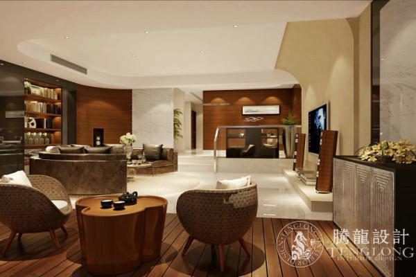 万科金色里程360平别墅户型装修简约欧式风格设计方案展示,腾龙设计师祝炯作品,欢迎品鉴!