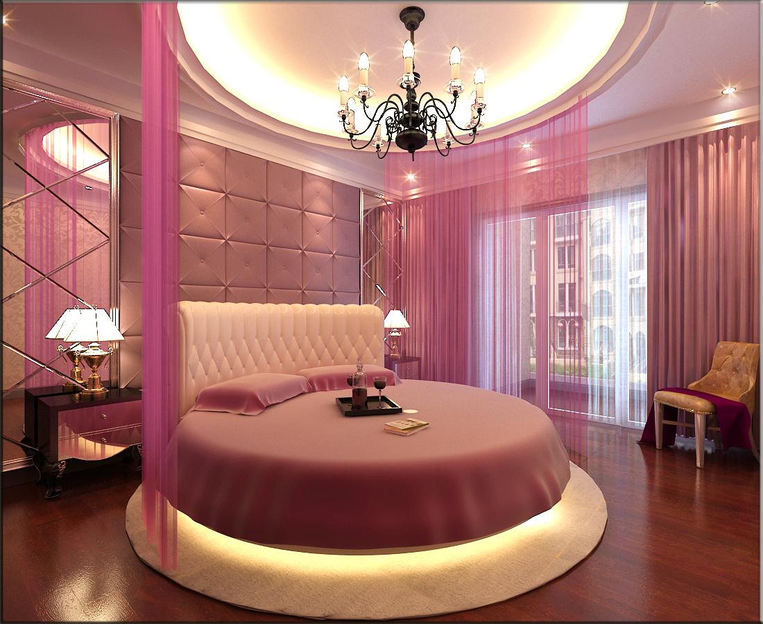 欧式 别墅 80后 卧室图片来自乐豪斯-卜杨烁在鹿锦苑210平欧式的极致展现的分享