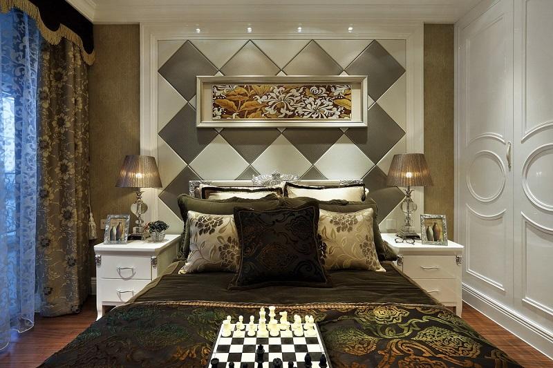 欧式 卧室图片来自四川建拓建筑装饰工程有限公司在欧式古典的分享