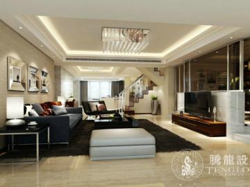 盛大家园150平复式装修设计展示