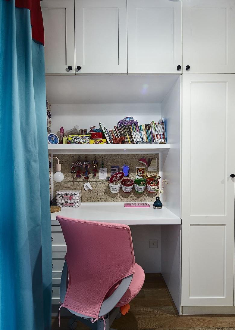 卧室图片来自佰辰生活装饰在85平两室一厅简约小窝的分享