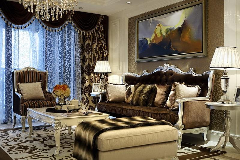 欧式 客厅图片来自四川建拓建筑装饰工程有限公司在欧式古典的分享