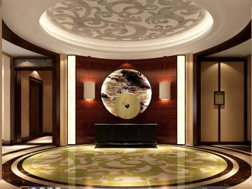 新中式案例.高度国际装饰
