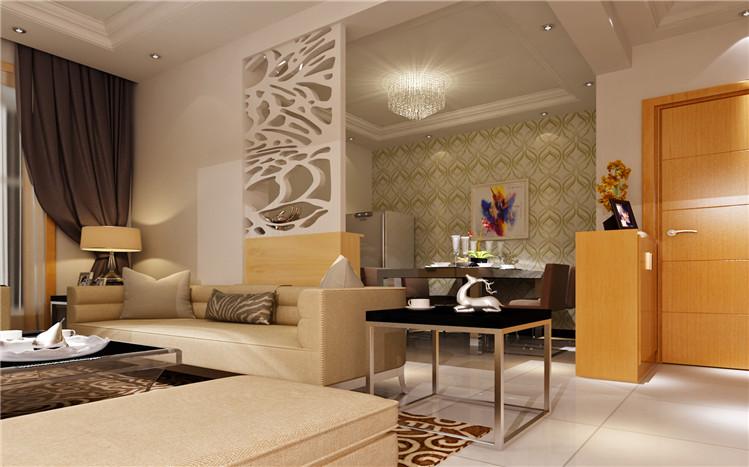 上东城 现代简约 两居 客厅图片来自郑州实创装饰啊静在上东城现代简约两居的分享