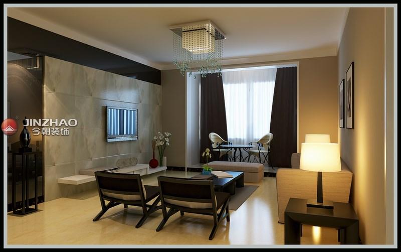 二居 客厅图片来自152xxxx4841在平阳府第92平米现代的分享
