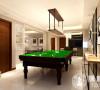 毕加索小镇350平别墅现代风格