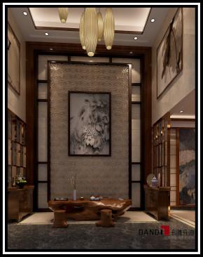 中式 别墅 祥和感 温馨 稳重 自然、清新 其他图片来自名雕丹迪在中洲中央公园中式别墅的分享