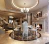 合生御廷园别墅欧美风格设计