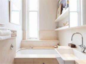 现代 小清新 文艺范 卫生间图片来自北京精诚兴业装饰公司在文艺青年的小清新公寓住宅的分享