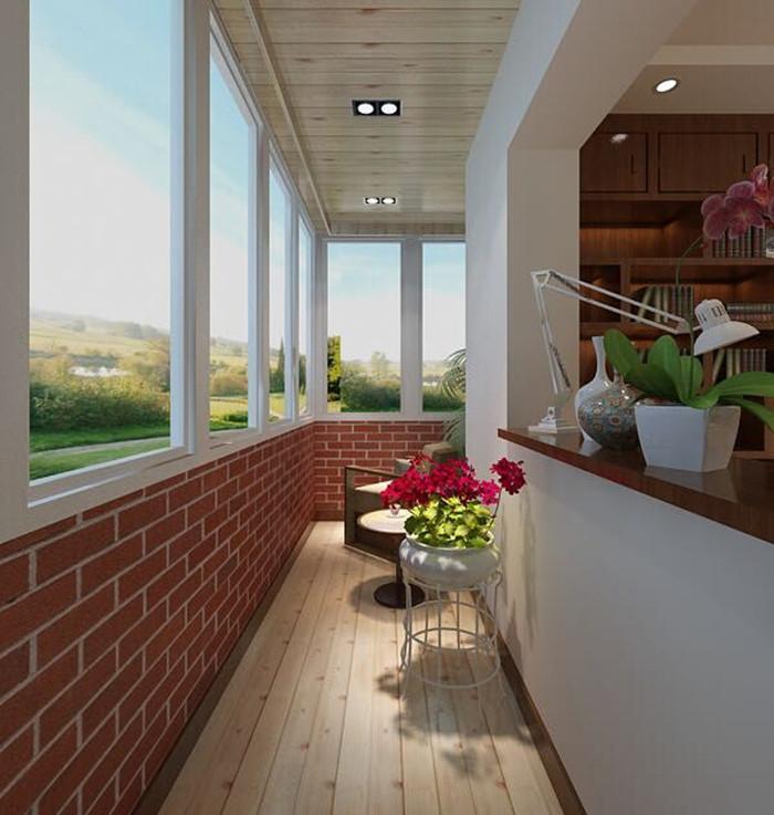 二居 白领 收纳 旧房改造 80后 小资 阳台图片来自今朝老房专家在北欧风格效果图的分享