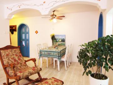 简约地中海设计创造婚房时尚