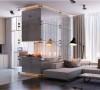 时尚现代公寓