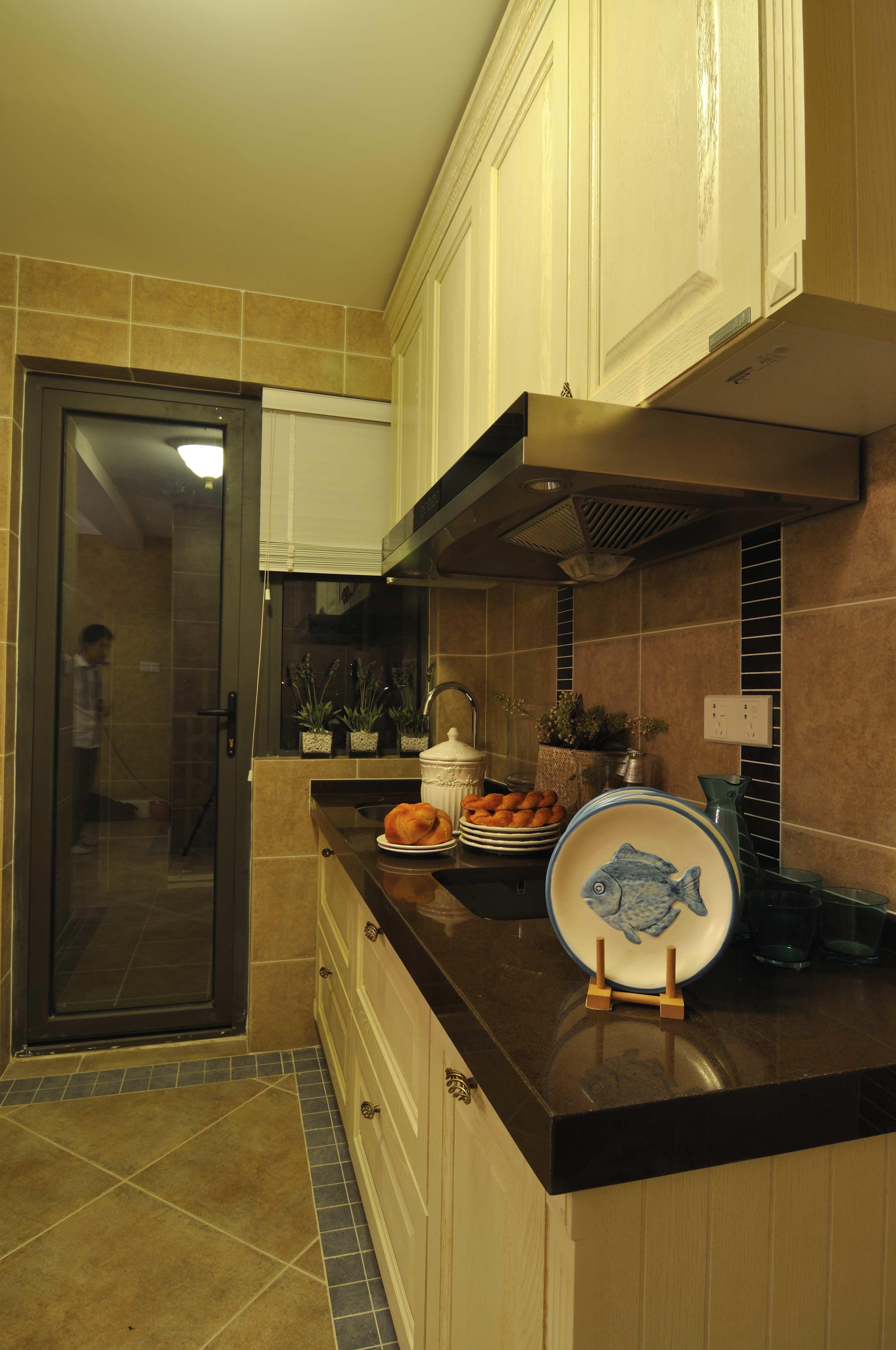 厨房图片来自合肥生活家在天下锦城的分享