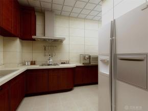 中式 二居 白领 收纳 80后 小资 厨房图片来自阳光力天装饰在力天装饰-矽谷港湾82㎡的分享