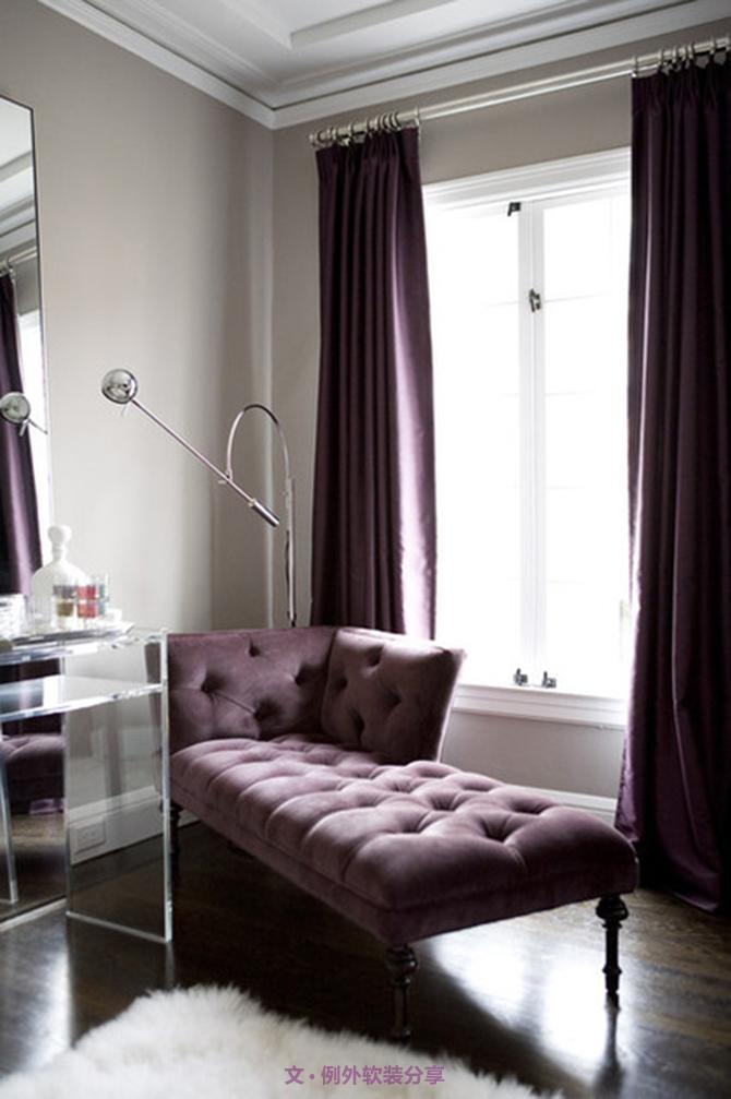 软装设计 室内设计 例外软装 例外设计 家居设计图片来自例外软装设计在你的房间正缺一张美人榻的分享