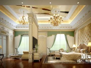 大湖孔雀城别墅设计案例