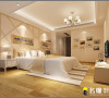 五矿龙湾国际简欧中式四居室