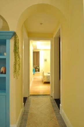 简约 收纳 白领 三居 小资 温馨 地中海 客厅图片来自合肥生活家在华地公馆-110平-地中海风格的分享