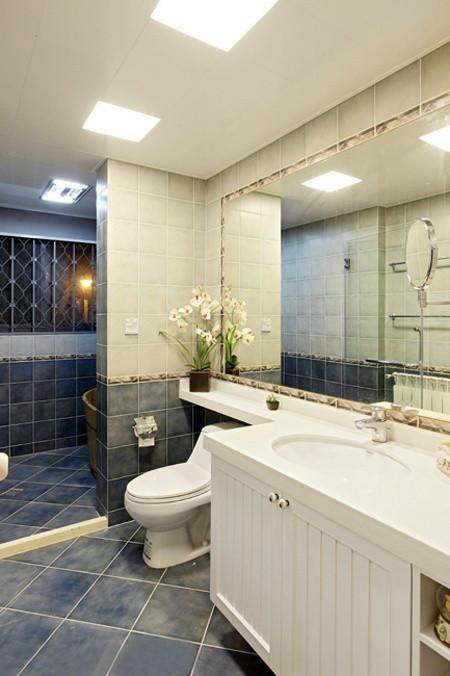 卫生间图片来自装饰装修-18818806853在亚运城地中海风格三居室装修的分享