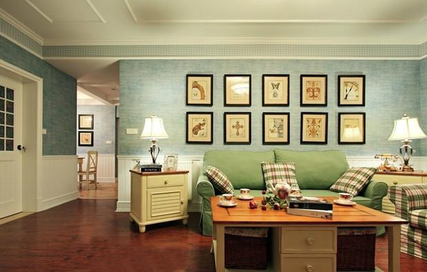 客厅图片来自装饰装修-18818806853在亚运城地中海风格三居室装修的分享