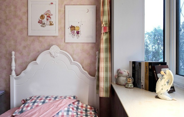 卧室图片来自装饰装修-18818806853在亚运城地中海风格三居室装修的分享