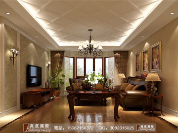 托斯卡纳风---高度国际装饰设计