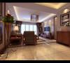 华地紫园-新中式风格